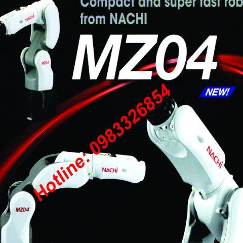 Robot công nghiệp Nachi MZ04