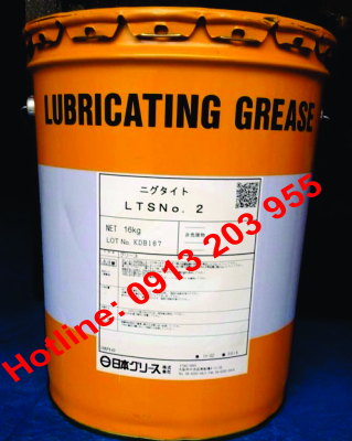 Mỡ Lubricating grease LE 2