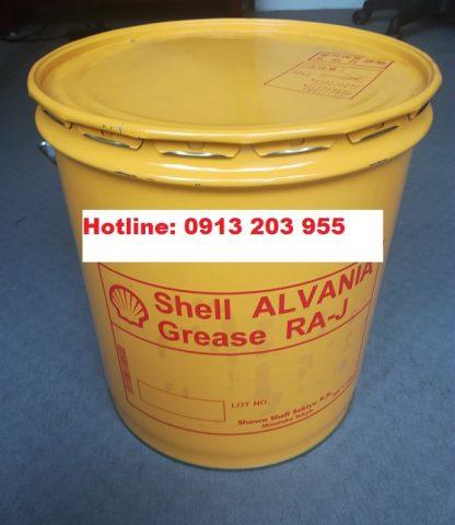 Mỡ Shell Alvania RA-J
