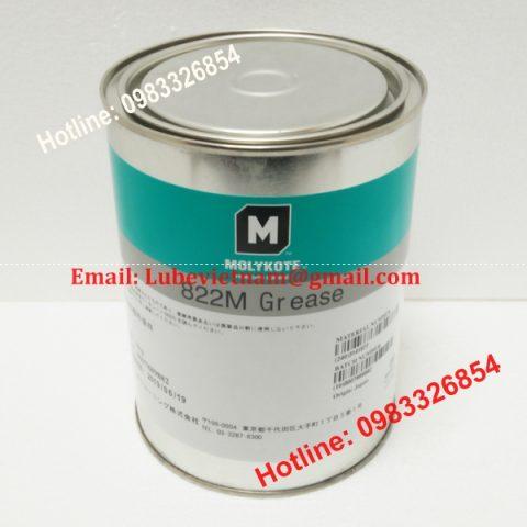 Mỡ silicone Molykote 822M