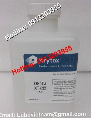 Dầu Krytox CBF 100A