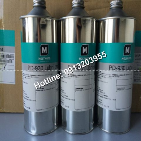 Chấtbôi trơn tổng hợp PTFE + PTPFDầu Molykote PD-910