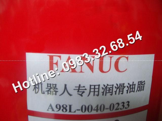 Dầu mỡ bảo trì FANUC A98L-0040-0233