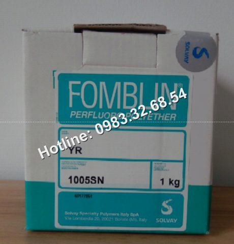 Chất lỏng perfluoropolyether Fomblin W.
