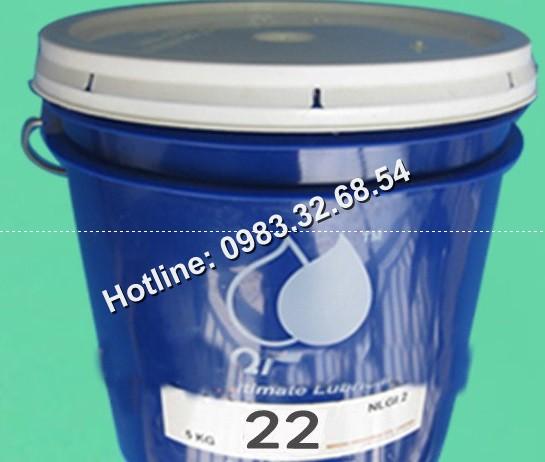 Mỡ bôi trơn cao cấp đa ứng dụng Omega 22