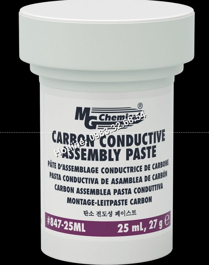 Chất dẫn diện MG Chemicals cacbon 847