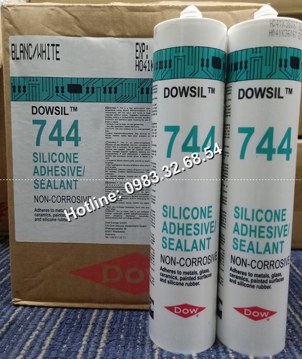 Keo dán đa năng Dow corning 7444 (tên mới Dowsil 744)
