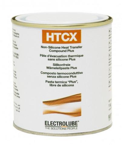 Mỡ tản nhiệt không chứa Silicone ELECTROLUBE HTCX (hộp 1kg)